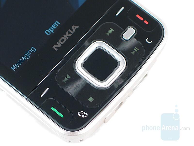 D-Pad - Nokia N96 Review