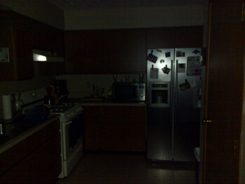Darkness - Indoor Samples - Nokia N96 Review