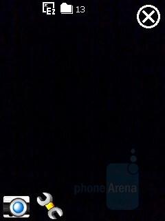 Camera Interface - Eten X610 Review