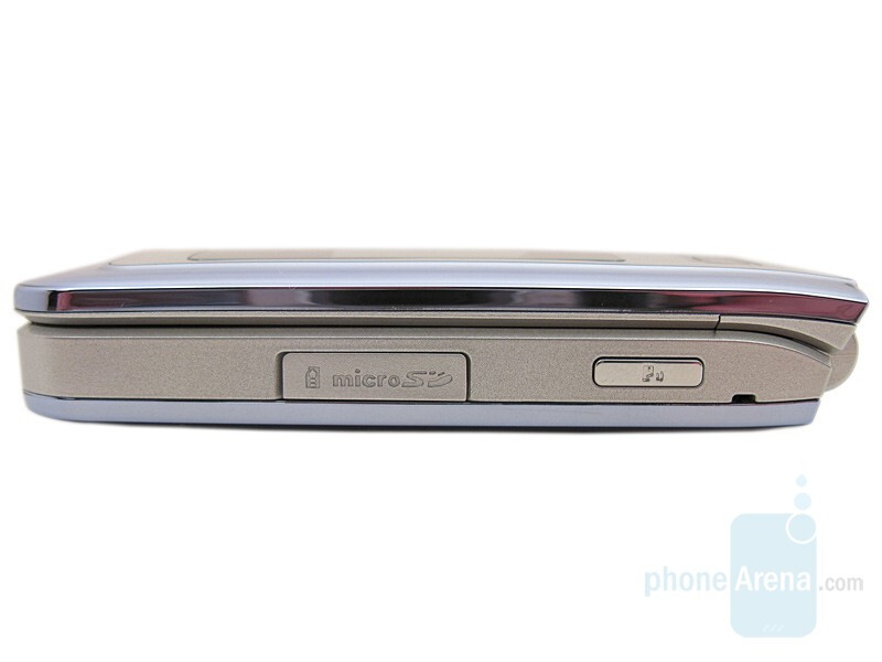 Right Side - Nokia 6205 Review