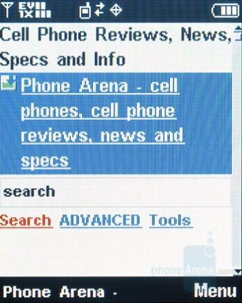 Mobile Web 2.0 - Nokia 6205 Review