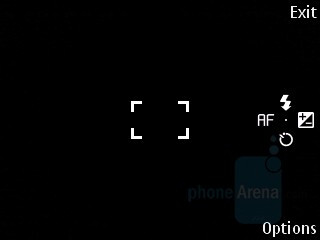 Camera Interface - Samsung INNOV8 Review