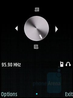 FM Radio - Samsung INNOV8 Review