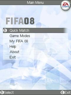 Fifa 08 - Samsung INNOV8 Review