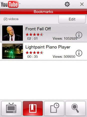 YouTube - HTC Touch Diamond CDMA Review