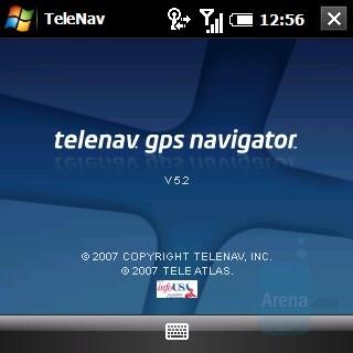 Telenav - Palm Treo Pro Review