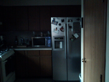 Medium Light - Indoor Samples - Palm Treo Pro Review