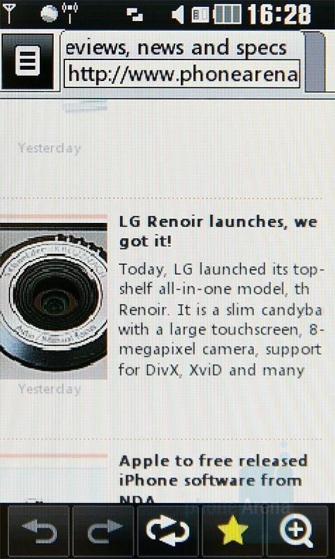 LG Renoir Review