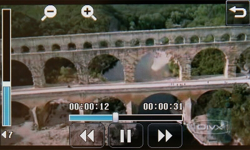 Video Playback - LG Renoir Review