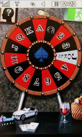 Wheel Mania - LG Renoir Review