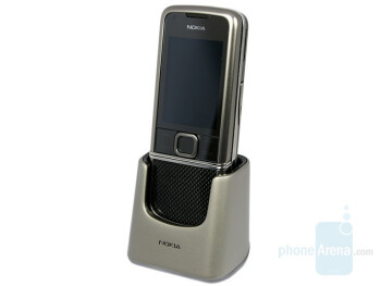 Desk stand - Nokia 8800 Carbon Arte Review