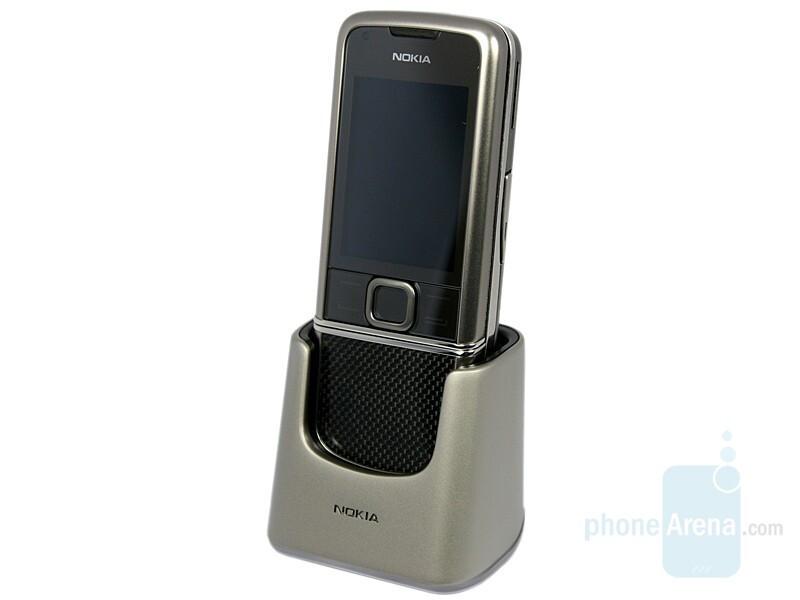 Desk stand - Nokia 8800 Carbon Arte Review