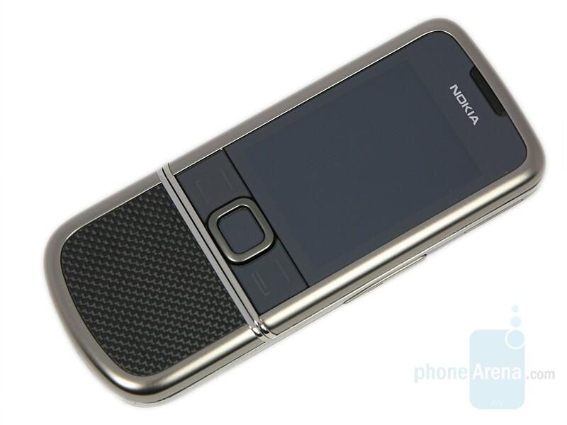 Nokia 8800 Carbon Arte - Phiên bản nâng cấp của dòng Nokia 8800