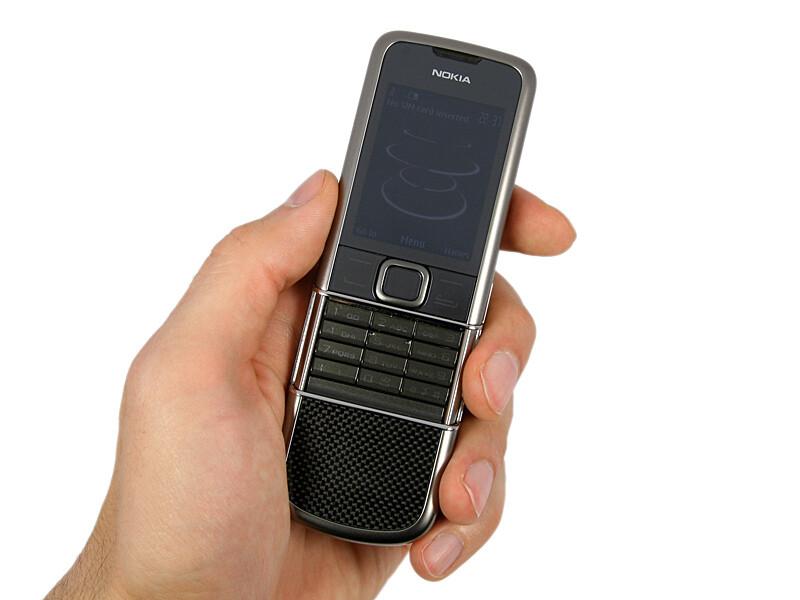 Nokia 8800 Carbon Arte Review