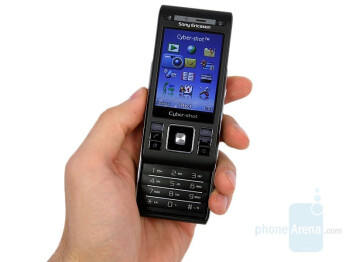Sony Ericsson C905 Review