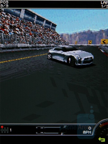 Need for Speed - Games - Sony Ericsson C905 Review