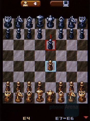 Kasparov chess - Games - Sony Ericsson C905 Review