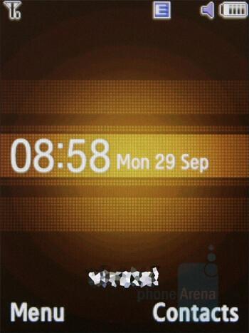 Homescreen - Samsung BEATb Preview
