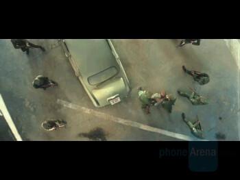 Video playback - Eten V900 Review