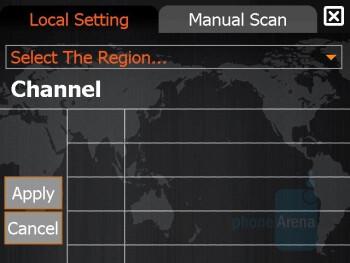 DVB-T - Eten V900 Review