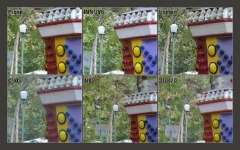 GSM Cameraphone Comparison Q4 2008