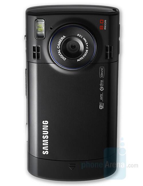 INNOV8 - GSM Cameraphone Comparison Q4 2008