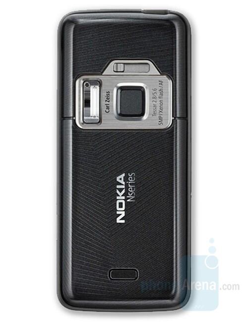 N82 - GSM Cameraphone Comparison Q4 2008