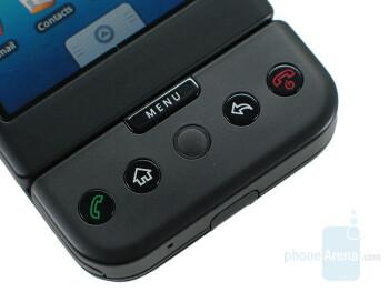 Navigation keys - T-Mobile G1 Review