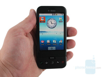 T-Mobile G1 Review