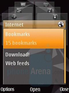 Multimedia menu - Nokia N85 Review
