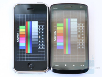 iPhone and Touch HD - HTC Touch HD Review
