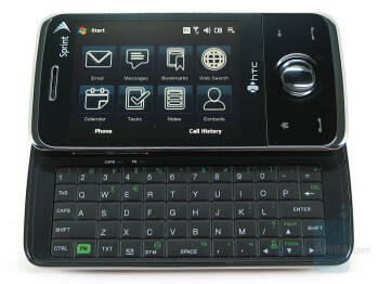 HTC Touch Pro CDMA Review