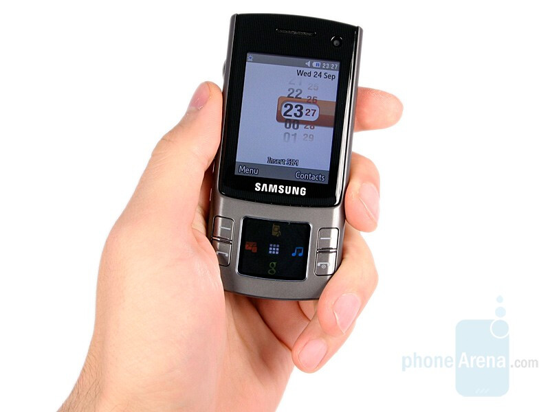 Samsung S7330 Preview