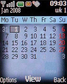 Organizer - Nokia 7070 Prism Review