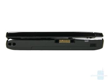 Left - Sony Ericsson W980 Review