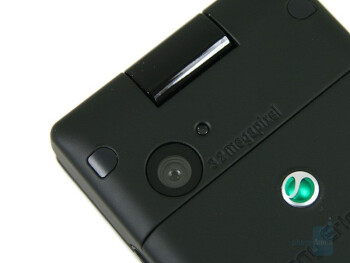 Back - Sony Ericsson W980 Review