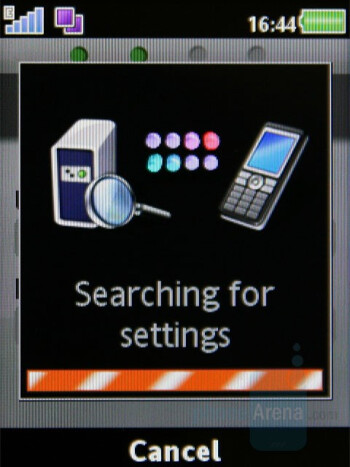 Messaging - Sony Ericsson W980 Review