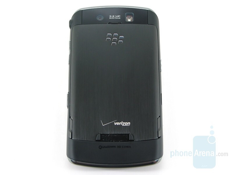 BlackBerry Storm Review