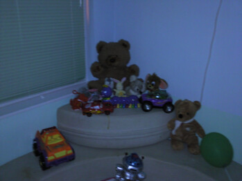 Low light - Indoor flash test at 2m/6.5feet - All-angle comparison of the 8MP phones