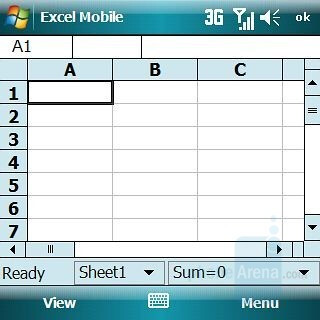 Excel Mobile - Samsung Epix Review