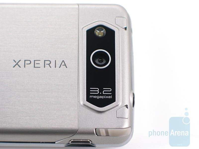 Back - Sony Ericsson Xperia X1 Review