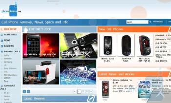 Opera Mobile 9.5 - Sony Ericsson Xperia X1 Review