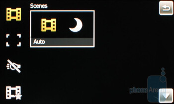 Camera Interface - Sony Ericsson Xperia X1 Review