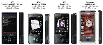 HTC Touch Pro CDMA Review