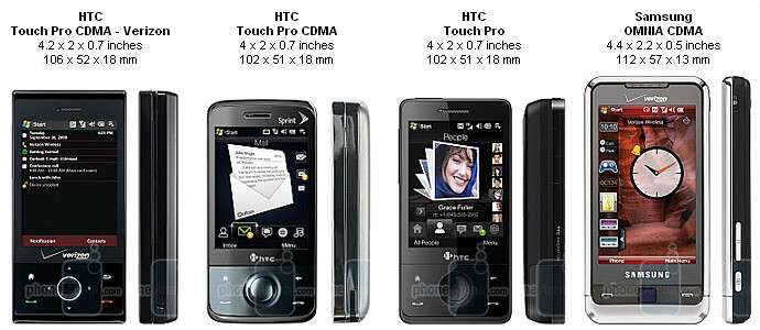 HTC Touch Pro Verizon CDMA Review