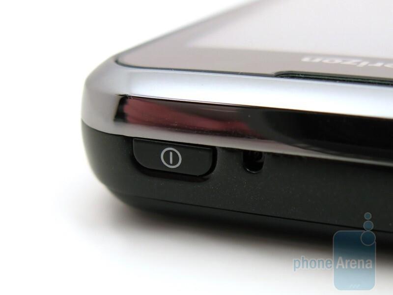 Top - Samsung Omnia CDMA Review
