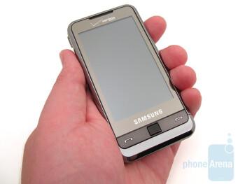 Samsung Omnia CDMA Review