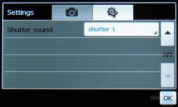 Camera Interface - Samsung Omnia CDMA Review