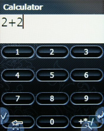 Calculator - Neonode N2 Review