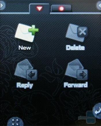 Messaging - Neonode N2 Review